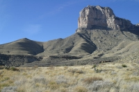 Guadalupe Mountains National Park © Leaflet