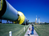 Space Center © Greater Houston CVB