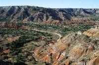 Palo Duro Canyon. © Leaflet