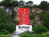 Six Flags Fiesta Texas © Chris Hagerman
