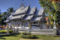 A Chiang Mai Temple © Michael Jenselius