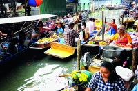 Damnoen Saduak Floating Market © Mr.Niwat Tantayanusorn, Ph.D