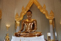 The Golden Buddha © Yellow.Cat