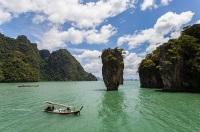 Phang Nga Bay © Diego Delso