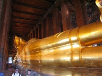 The Reclining Buddha © Francois Rey