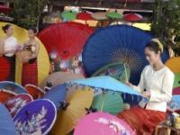 Bor Sang Umbrella Festival © Tourism Thailand
