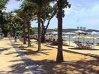 Pattaya promenade