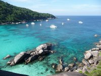 Similan Islands National Park © Fred von Lohmann