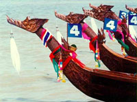 Thailand International Swan Boat Races