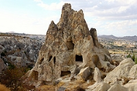 Goreme Open Air Museum © Qudsiya