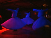 The Whirling Dervishes ©