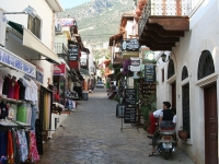 A Kalkan street