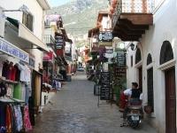 A Kalkan street