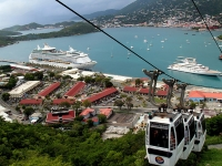 St Thomas Skyride © Prayitno