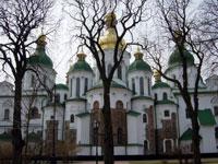 St Sophia Cathedral, Kiev © Gebruiker Markv
