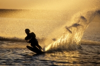 Water skiing © Tony Klarich