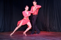 Salsa dancing © David and Paulina
