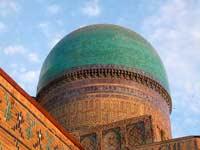Bibi-Khanym Mosque, Samarkand © Dmitriy A. Pitirimov