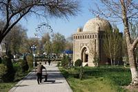 Samanid's tomb © Stefan Munder