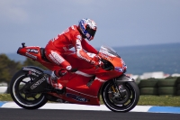 Casey Stoner, Phillip Island Grand Prix © John McClumpha