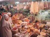 Binh Tay Market © Gerry Popplestone