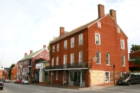 Lexington Historic District © Cville dog
