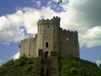 Cardiff Castle © James Allen
