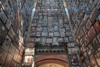 Tower of Faces, Holocaust Memorial Museum © Dsdugan