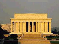 Lincoln Memorial © National Park Service