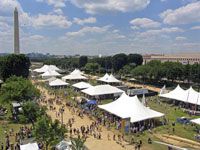 Smithsonian Folklife Festival © Washington, DC Convention and Tourism Corporation