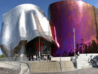 Experience Music Project © Cacophony