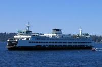 Seattle Ferry © Kandykornhead