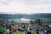The Gorge Amphitheater © Daniel