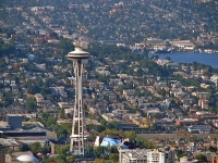 Space Needle  © informant