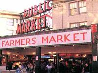 Pike Place Farmer\'s Market ©