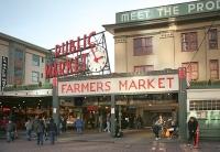 Pike Place Market © Daniel Schwen