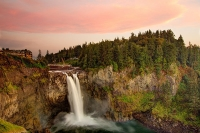 Snoqualmie Falls © Meher Anand Kasam