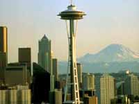 Space Needle © Seattle-King County CVB