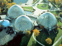 Mitchell Park Domes © Greater Milwaukee Convention & Visitors Bureau