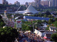 Summerfest © Greater Milwaukee Convention & Visitors Bureau