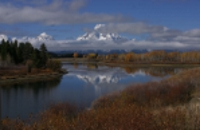 Oxbow Bend, Grand Teton National Park © Gregory