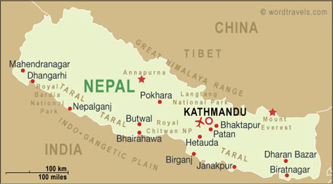 Nepal Travel Information and Travel Guide - Lonely Planet