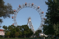 Giant Ferris Wheel in Vienna