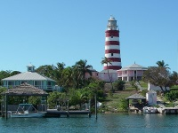The Hopetown Lighthouse