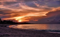 Sunset on Eleuthera