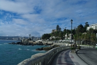 Coastal Road, Vina del Mar
