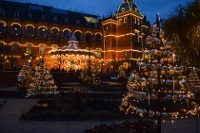 Tivoli at Christmas