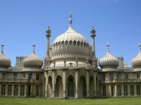 Brighton Royal Pavilion, England