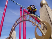 Dragon\'s Fury at Chessington