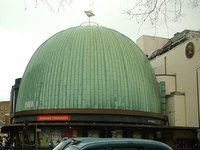 Madame Tussauds and the London Planetarium